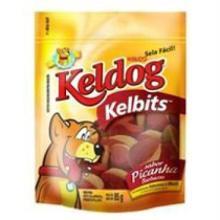 Petisco Keldog Para Cães Snack Picanha Kelbits Pacote 85 g