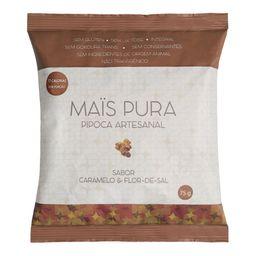 Pipoca Mais Pura Caramelo 75 g
