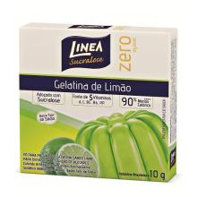 Linea Gelatina Sucralose Limão
