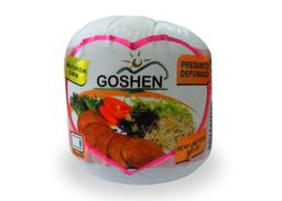 Presunto Defumado De Soja Goshen Congelado 300 g