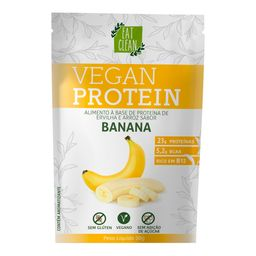 Proteína Eat Clean Sachê Vegan Protein Banana 30 g