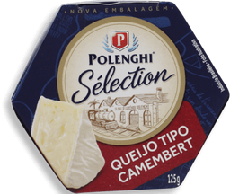 Queijo Camembert Selection Polenghi 125 g