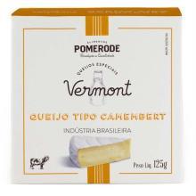 Queijo Camembert Vermont 125 g