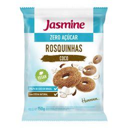 Rosquinha Jasmine Integral Zero 150 g