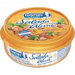 Salada Com Atum Gomes Da Costa Batata, Ervilha E Cenoura Pote 15