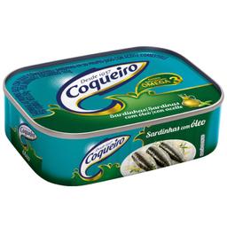 Sardinha Coqueiro Óleo 250 g