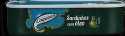 Sardinha Em Óleo Coqueiro Lata 125 g