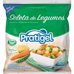 Seleta Congelada Pratigel Legumes 300 g