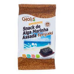 Snack Alga Mar.Assada Chois1 Teriy. 10 g