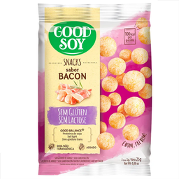Snack Bacon Good Soy 25 g
