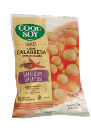 Snack Calabresa Com Pimenta Good Soy 25 g