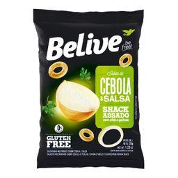 Snack Cebola Salsa Belive 35 g