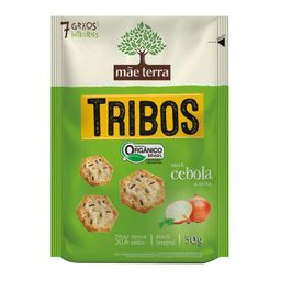 Snack Orgânicos Tribos Cebola 50 g