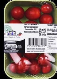 Tomate Grape Orgânico Capela 180 g