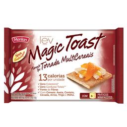 Torrada Marilan Magic Toast Multi Cereais Com 150 g