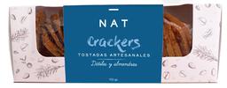 Torrada Nat Crackers Tamara E Amendoas