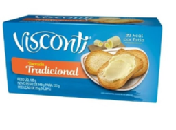 Torrada Visconti Tradicional 120 g