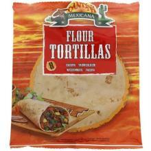 Tortilla Cant Mexicana 3 Farinha Trigo 340 g