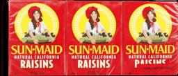 Uva Passa Californiana Sun Maid Raisins 180 g