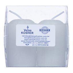Vela Gominho Nº6 Kosher 2 Und 40 g