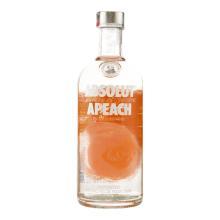 Vodka Sue Abslut Apeach 750 mL