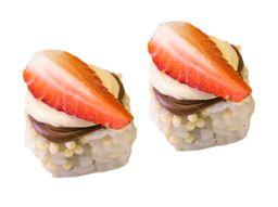 Ura Morango com Chocolate - 4 unidades