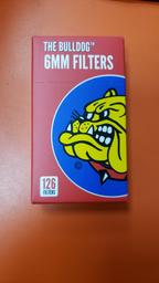 Filtro Box - The Bulldog 6Mm Vermelho
