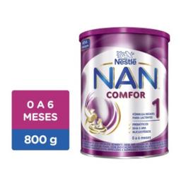 Fórmula Infantil Nan Comfor 1 800 g