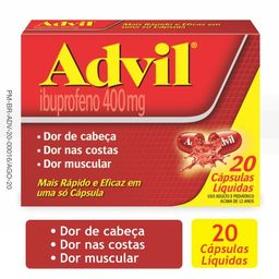 Advil 400 Mg