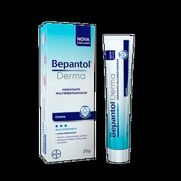 Creme Hidratante Bepantol Derma Bayer 20 g
