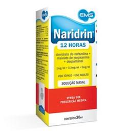Naridrin 12H Adulto 30 mL