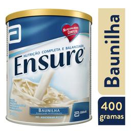 Ensure Baunilha 400 g