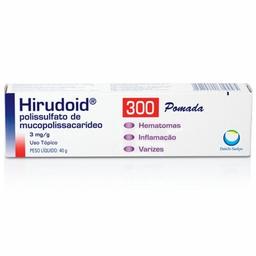 Hirudoid 300 Mg Daiichisankyo 40 g