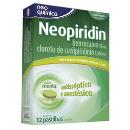 Neopiridin Spray 50 mL Neo Química