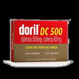Doril DC 500 16 comprimidos
