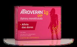 Atroveran Dip 1g 20 comprimidos