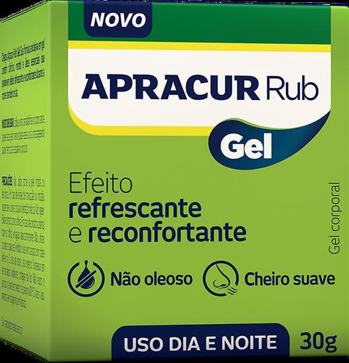 Apracur Rub Gel 30 g