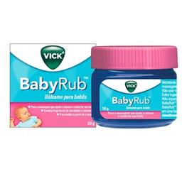 Vick Babyrub 50 g