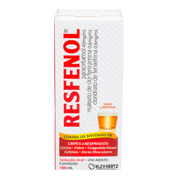 Resfenol 100 mL