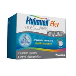 Fluimucil 200 Mg Zambon 16