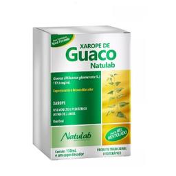 Xarope Guaco Sabor Mel Mentolado 150 mL