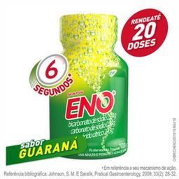 Sal De Fruta Eno Guaraná 100 g