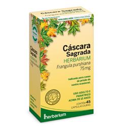 Cáscara Sagrada Herbarium 45 Und