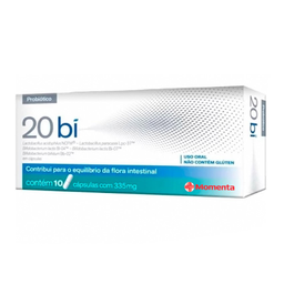Regulador Intestinal 20 Bi 10 Cápsulas Eurofarma