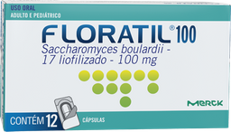 Floratil 100 Mg Blister Com 12 Und