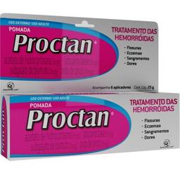 Proctan Genomma Pomada 25 g