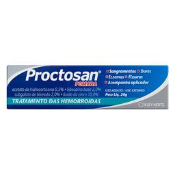 Proctosan Iag Pomada 20 g