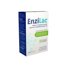 Enzilac 9000UI 30 Comprimidos