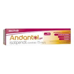 Andantol Aché 7,5 Mg / G 40 g