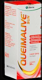 Queimalive Sun Spray 50 mL